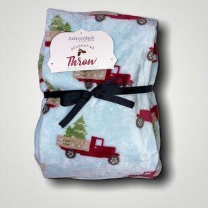 Berkshire Blanket Adirondack decorative throw